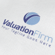Valuation Firm Logo - GraphicRiver Item for Sale