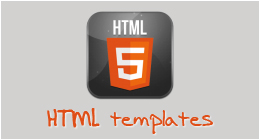 HTML5 &amp; CSS3 Templates