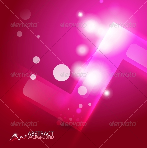 GraphicRiver Vector Abstract Geometric Background 4097147