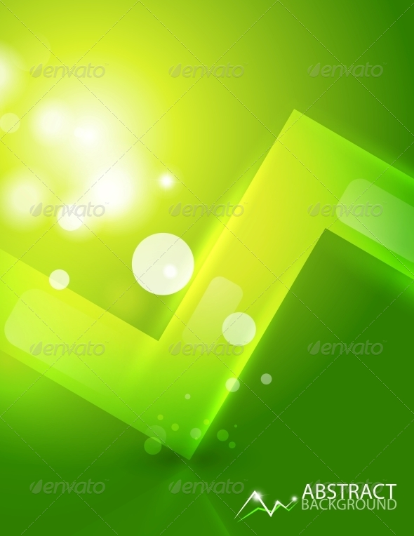 GraphicRiver Vector Abstract Geometric Background 4097176