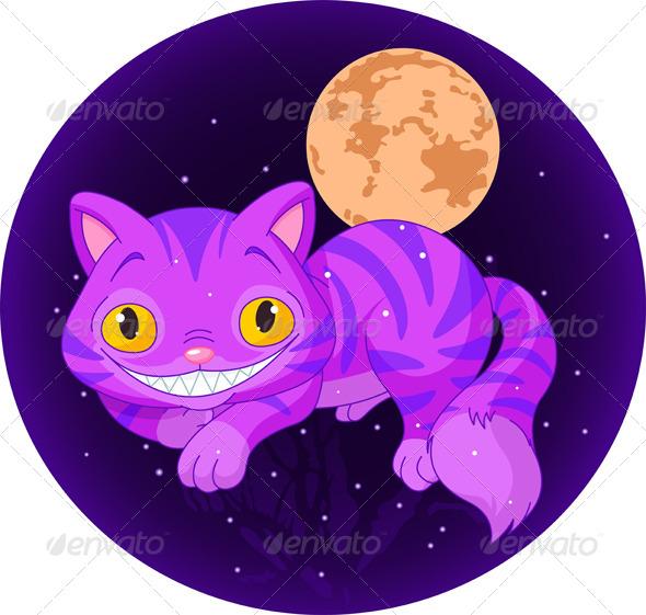 GraphicRiver Magic Cat 4100379