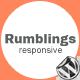 Rumblings - Responsive MultiPurpose WP Theme - ThemeForest Item for Sale