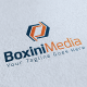 Boxini Media Logo Template - GraphicRiver Item for Sale