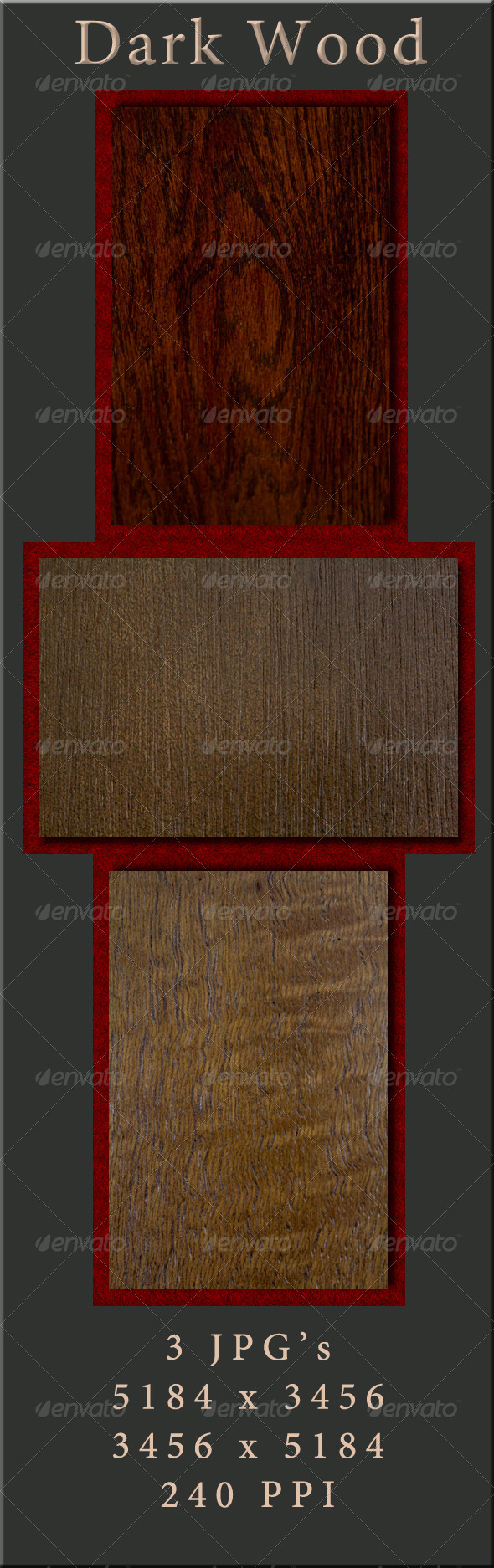 GraphicRiver Dark Wood 4106386