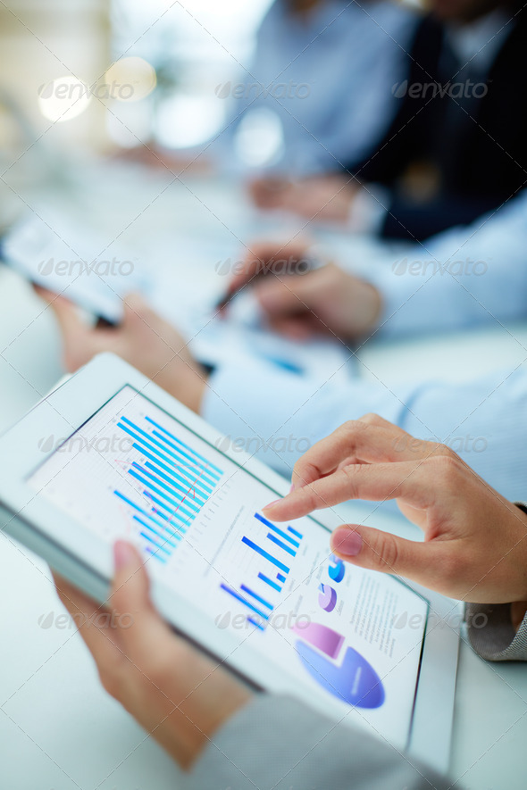 Obtaining statistics - Stock Photo - Images