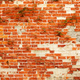 Weathered used brick wall horizontal - PhotoDune Item for Sale