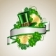 Patrick day card - GraphicRiver Item for Sale