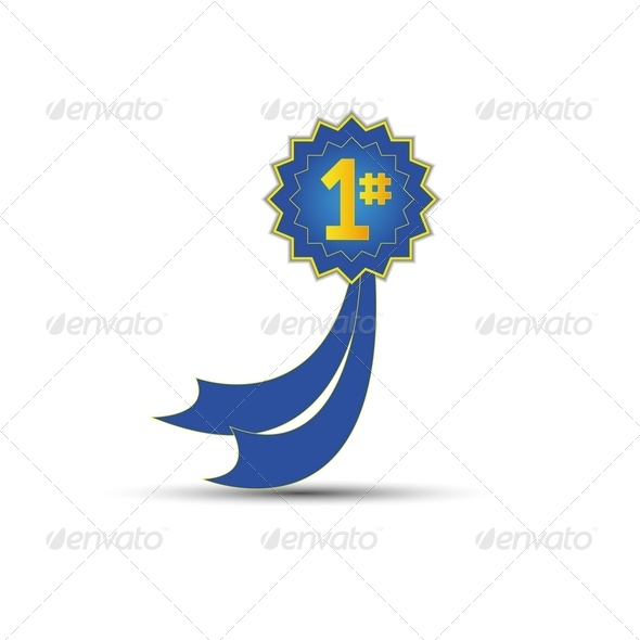 GraphicRiver Medal the first place winner 4111772