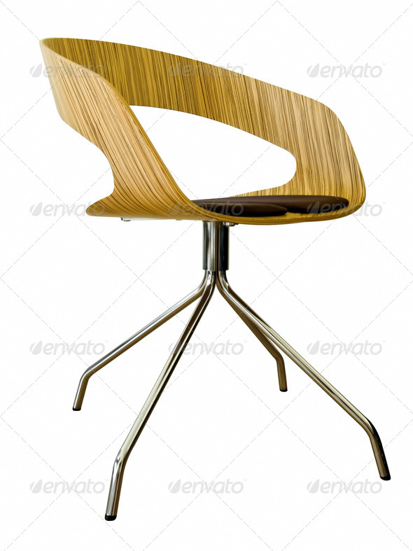 PhotoDune Chair isolated 4112135
