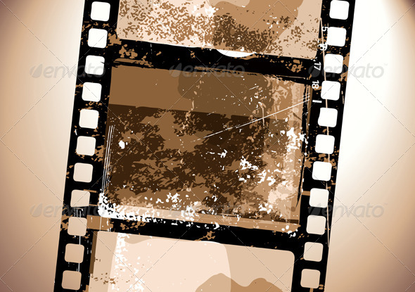 GraphicRiver Grunge Film 4112846