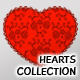 Hearts Collection - Lace, Flower, Plaid - GraphicRiver Item for Sale