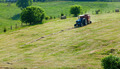 Bailing hay - PhotoDune Item for Sale