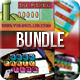 Geek Flyer Bundle - 3 Flyers - GraphicRiver Item for Sale