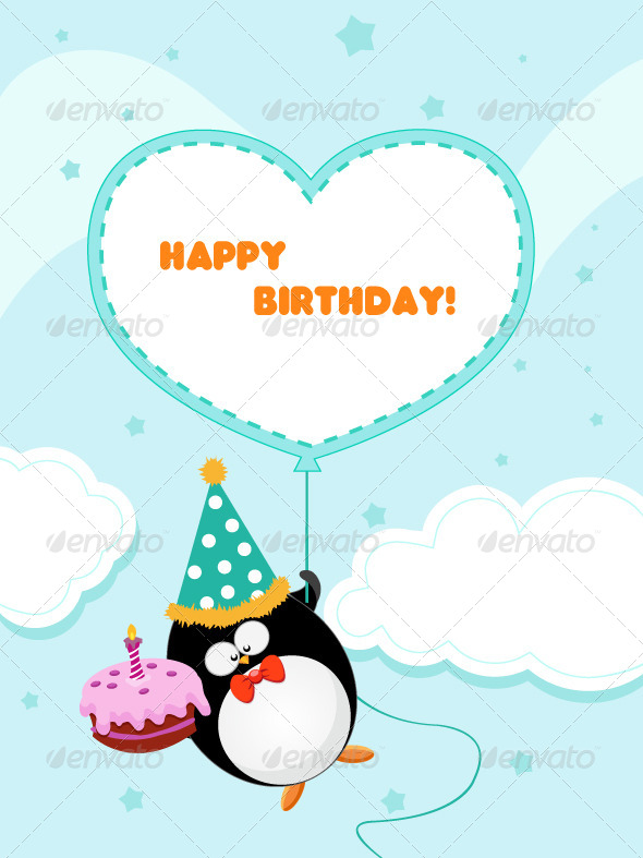 GraphicRiver Birthday Message 3330190