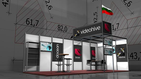 3DOcean Amaizing Exhibition Pavilion 3 4117262