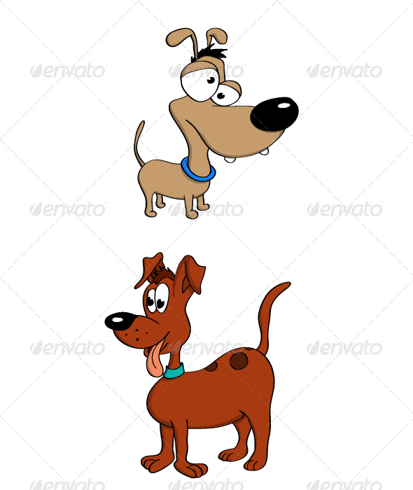 GraphicRiver Dogs 4117688