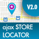 AJAX Store Locator - v 2.0 - CodeCanyon Item for Sale