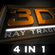 Realistic 3D Reflection - VideoHive Item for Sale