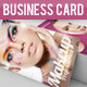 Business Card Makeup Professional - GraphicRiver Item for Sale