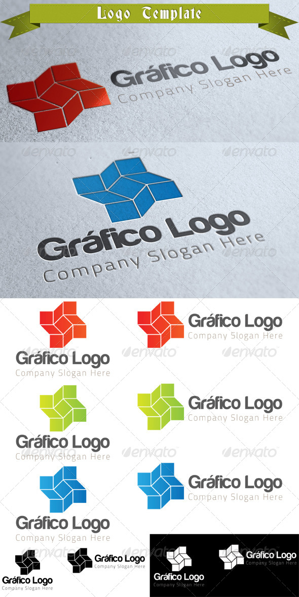 GraphicRiver Grafico Logo Template 3728548