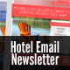 Hotel Email Newsletter - GraphicRiver Item for Sale