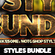 Bl4cko Styles Bundle V3 - GraphicRiver Item for Sale