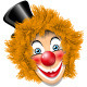 Redheaded Clown - GraphicRiver Item for Sale