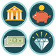 Finance 30 Icons - GraphicRiver Item for Sale