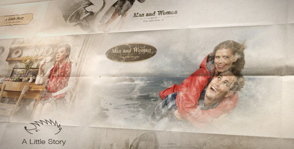(Videohive) A Little Story FULL HD