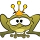 Depressed Frog Prince - GraphicRiver Item for Sale