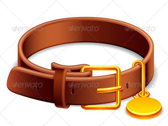 GraphicRiver Dog Collar 4129230