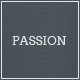 Passion - Modern Portfolio HTML Template - ThemeForest Item for Sale
