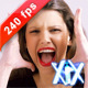 Woman Screaming - VideoHive Item for Sale