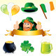 Vector Icons and Symbols for Patrick's Day - GraphicRiver Item for Sale
