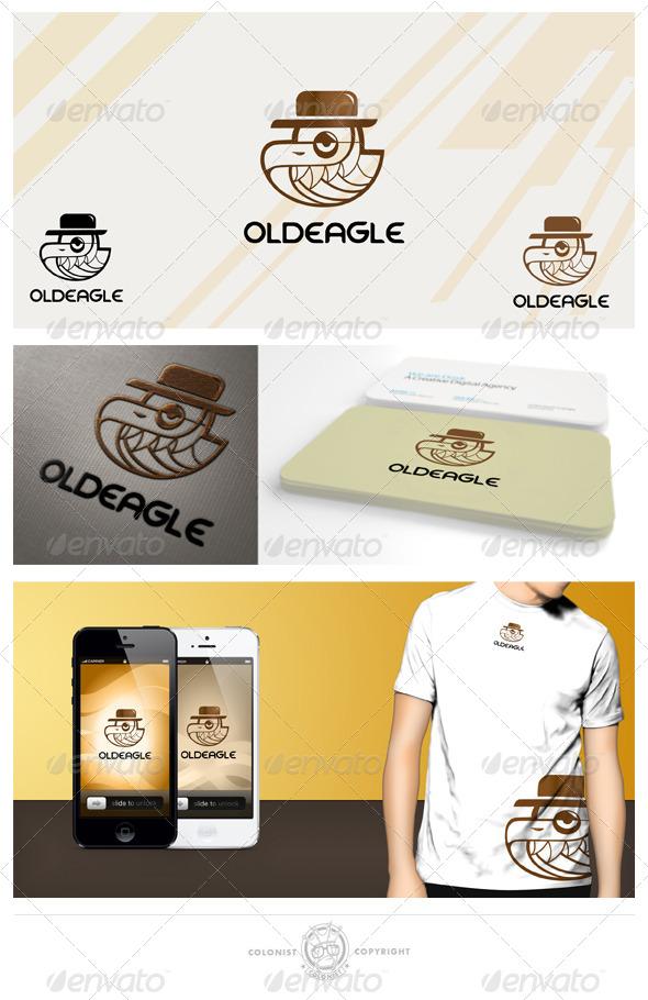 GraphicRiver Oldeagle Logo 4138394