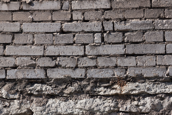 PhotoDune New bricks on top of old stones 4152518