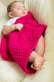 Newborn baby sleeping in bed - PhotoDune Item for Sale