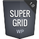 SUPER GRID | Fullscreen Grid-Based Portfolio/Blog - ThemeForest Item for Sale