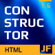 Constructor - Responsive Under Construction Templa - ThemeForest Item for Sale