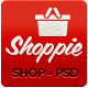 Shoppie - Modern Online Store - ThemeForest Item for Sale
