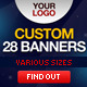 Slogan Banners - GraphicRiver Item for Sale