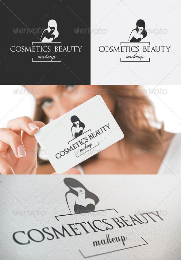 GraphicRiver Cosmetics Beauty Logo 4070758