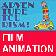Adventure Tourism - Film Animation - VideoHive Item for Sale