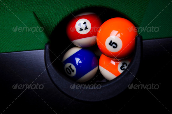 PhotoDune Billiard background 4166151