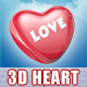 3D Heart Candy  - GraphicRiver Item for Sale