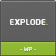Explode - Corporate, Blog & Portfolio Wp Theme - ThemeForest Item for Sale