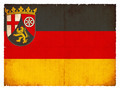 Grunge flag of Rhineland-Palatinate (Germany) - PhotoDune Item for Sale