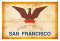 Grunge flag of San Francisco (USA) - PhotoDune Item for Sale