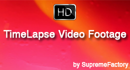 TimeLapse Video Footage