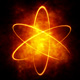 Fire Atom &amp;amp; Nucleus - VideoHive Item for Sale